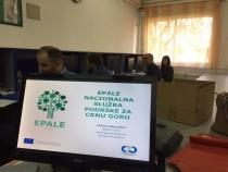 EPALE Crna Gora u posjeti skoli (2)
