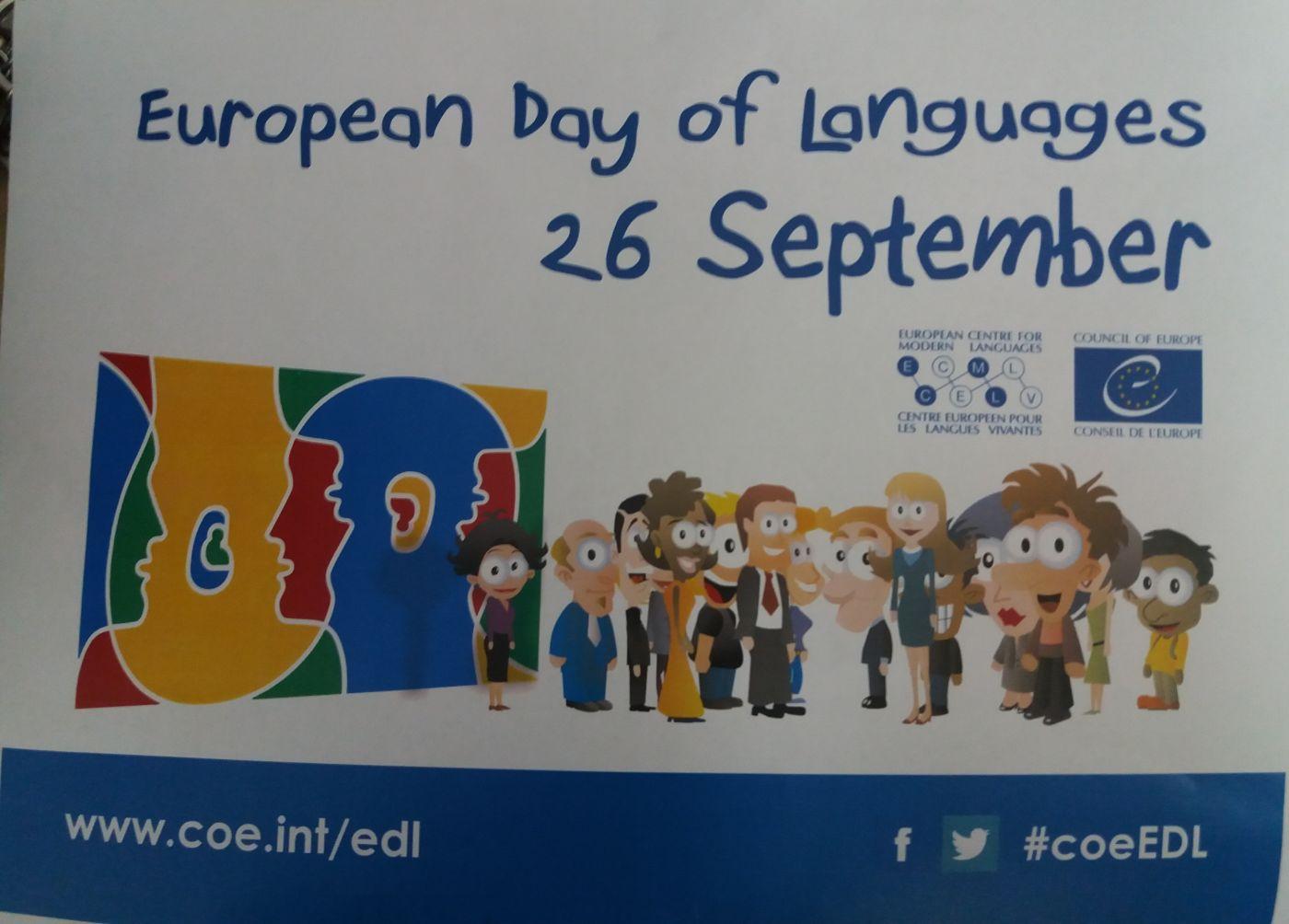 Evropski dan jezika, 26. sept, 2018 (1)