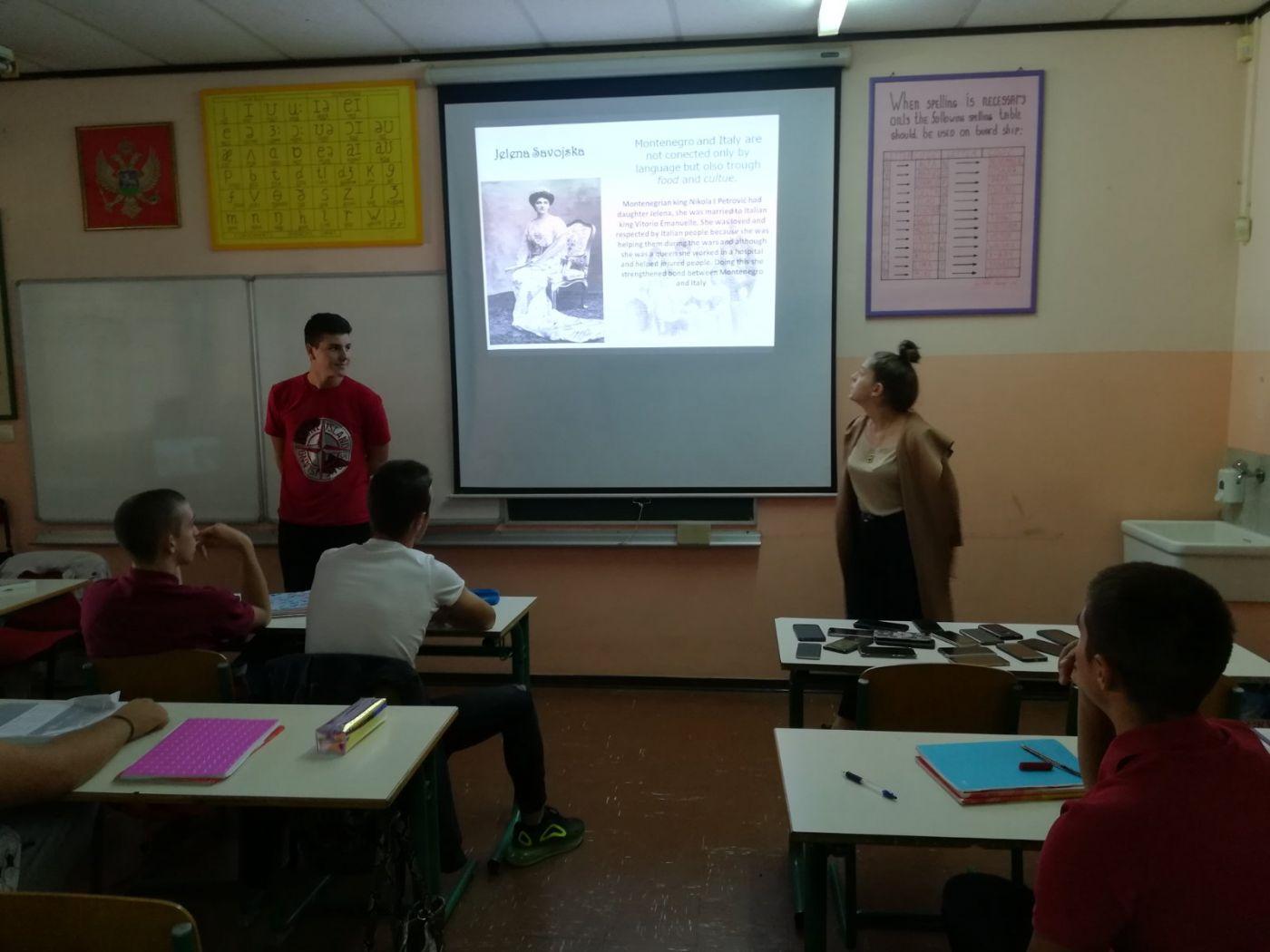 Evropski dan jezika - sa prezentacija (1)