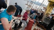Trodnevno krstarenje skolskim brodom Jadran, 2019 (1)
