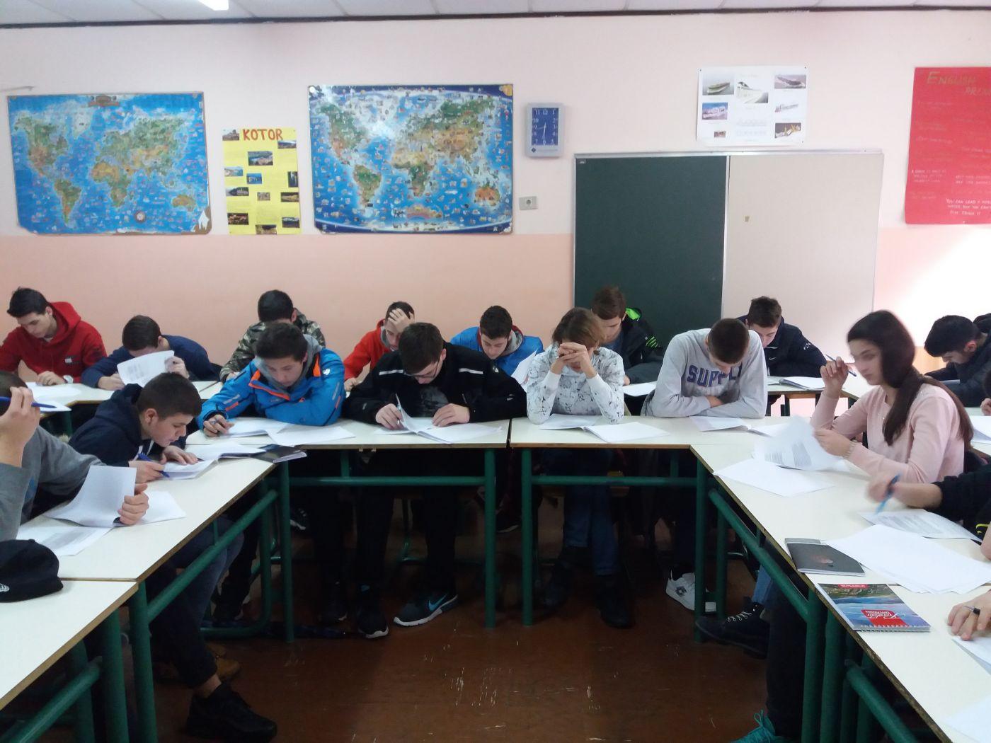 PISA, probno testiranje (2)