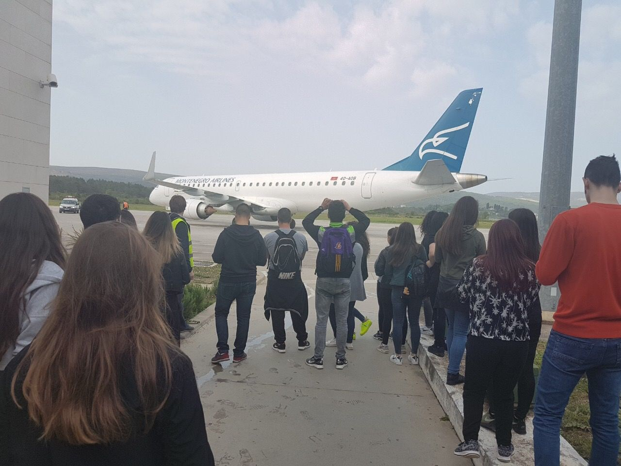 Posjeta Aerodromu Tivat (3)