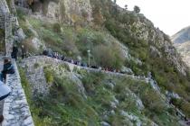 prvaci obisli gradske zidine (2)