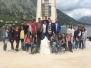 SAC u posjeti Luci Kotor, maj, 2017.