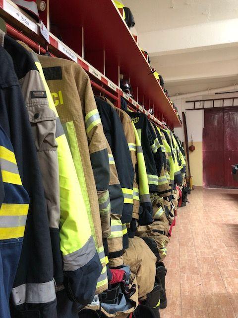 SAC u posjeti Vatrogasnoj jedinici Kotor (1)