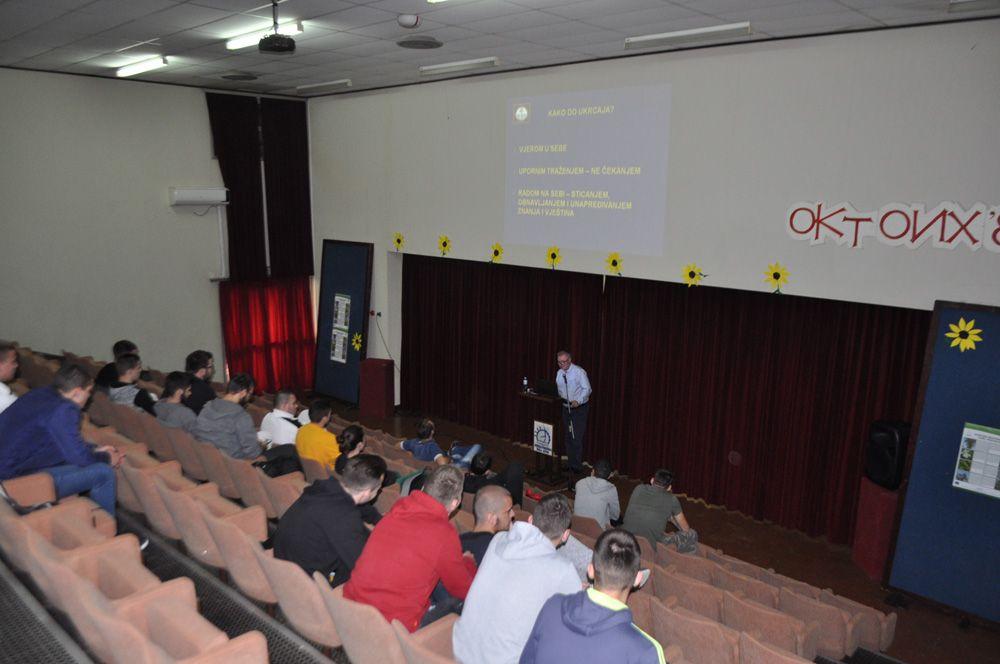 sa predavanja - Kako do kadeture i ukrcaja (1)