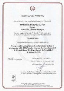 sertifikat skole 2007