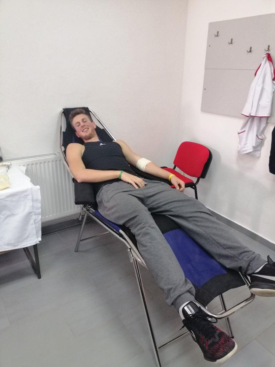 Akcija dobrovoljnog davanja krvi, april, 2019 (1)