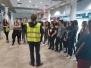Posjeta aerodromu Tivat, april, 2019
